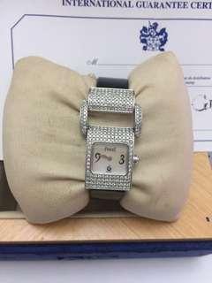 Piaget伯爵女裝鑽石錶