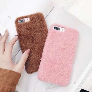 INSTOCK• Furry Iphone case
