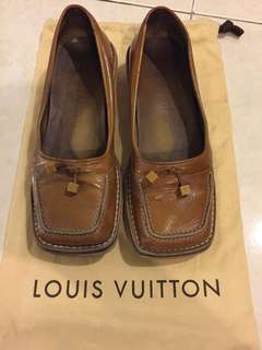 🆓📮LOUIS VUITTON BALLERINA 36 size