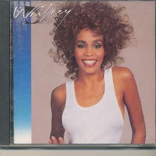 Whitney Houston - Whitney (AUDIO CD) JAPAN IMPORT [y5]