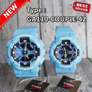 G-SHOCK COUPLE 110 -42