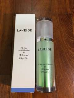 Laneige All Day Anti-Pollution Defensor SPF30