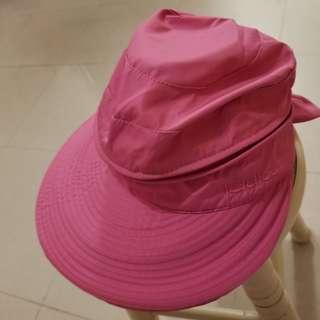 行山旅行-兩用太陽帽