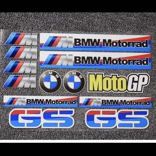 BMW GS Sticker