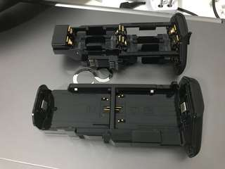 Canon 60D Battery Grip BG-E9