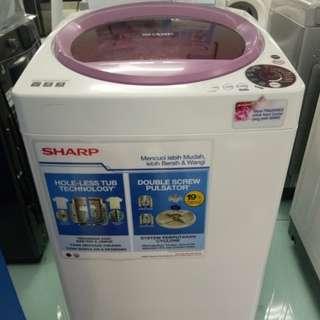 mesin Cuci Sharp 8 Kg