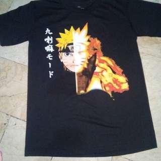 Naruto shirt