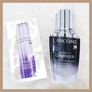 Lancome sample