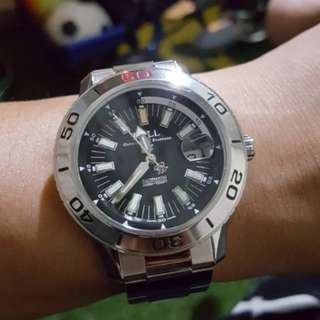 Ball NECC Swiss Automatic Watch (Under Warranty)