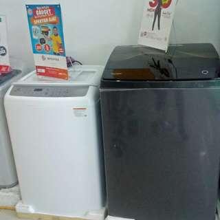 Mesin cuci bisa dikredit