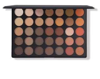 [✨SLOTS 0/15] Morphe 350-35 Colour nature glow eyeshadow palette po