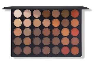 [✨SLOTS 0/15] Morphe 350M nature glow matte eyeshadow palette