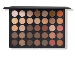 [✨SLOTS 0/15] Morphe 350S nature glow shimmer eyeshadow palette po