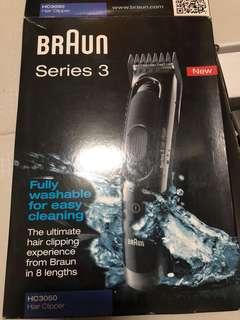 Braun Series 3 HC3050 - trimmer