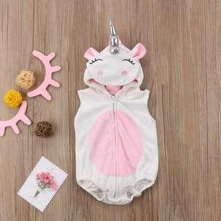 Unique Unicorn Baby Clothes / Costume 0-24M