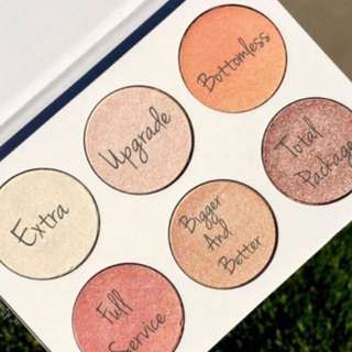 Gimme More Instock! Colourpop Pressed Powder Highligher Palette