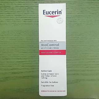 Eucerin AtoControl Acute Care Cream