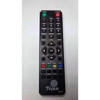 Tv plus remote