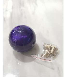 Gear Knob - Crystal Purple Series - (BRAND NEW WITH BOX) - RESTOCK