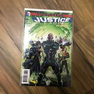 Justice League 30 - first appearance Jessica Cruz