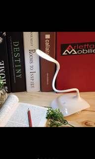 Touch Sensor LED Reading Light Desk Table Lamp