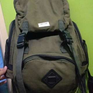 tas hiking army