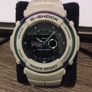 G-Shock White
