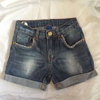 Denim Shorts (Size 10)