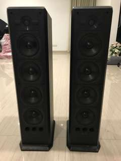 Mission passive speakers