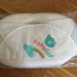 BabySafe Baby Pillow Stage 1 - Newborn Pillow (with case)