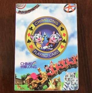 長隆啤牌(New)Chimelong playing card