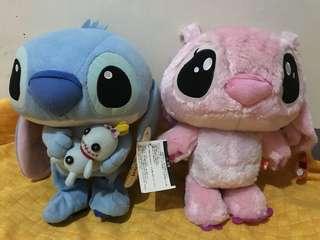 Stitch and Angel