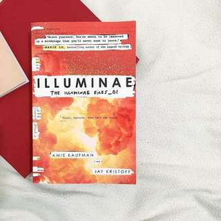 Illuminae files trilogy