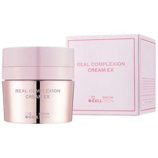 Hanskin Real Complexion Cream EX Kim Tae Hee Pink Tone Up Cream Version EX