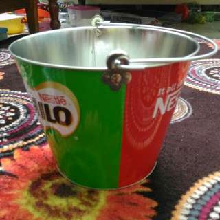 Tin milo & nescafe