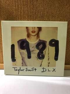 Taylor Swift 1989 DLX