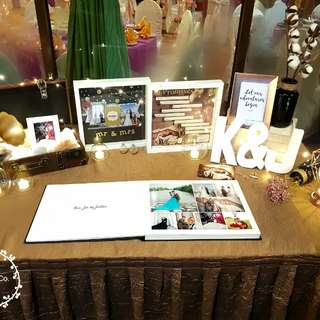 Personalized Wedding Styling (Rental)