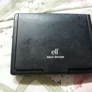 elf blusher..for fast deal will include a free lipstick :)