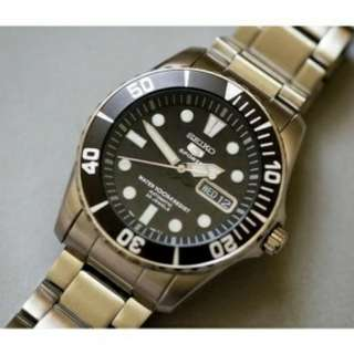 Seiko Automatic Dive Classic  Case size 40mm Stainless steel made No box 95%new Watch only