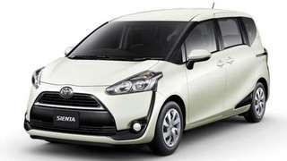 Toyota Sienta Magnetic Sunshade
