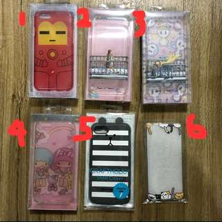 iPhone 6s/7s covers