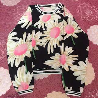 Sunflower Crop Top #BAJET20