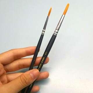 Omni Paintbrushes (Round)