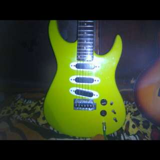 Guitar electrik ibanez