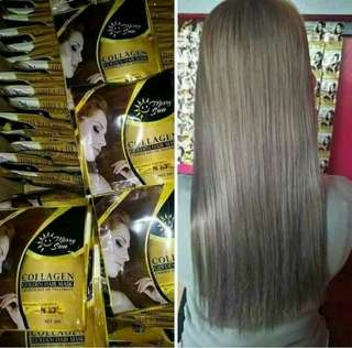 Collagen Hair Treatment in Sachet