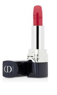 Dior Rouge Lipstick 520 Feel Good NEW FREE POSTAGE