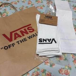 Vans crew socks
