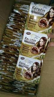 Brazilian Keratin Treatment in Sachet