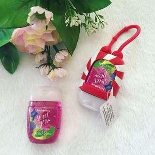 Bath and Body Works Pepperminty Pocket Bac Holder