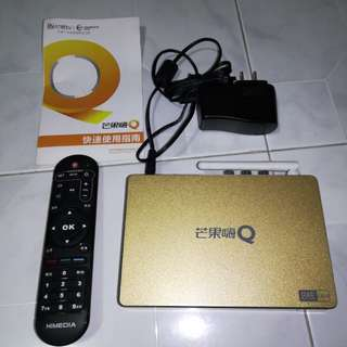 Android Tv Box Himedia